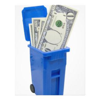 RecycleNoMoney053109 Flyers