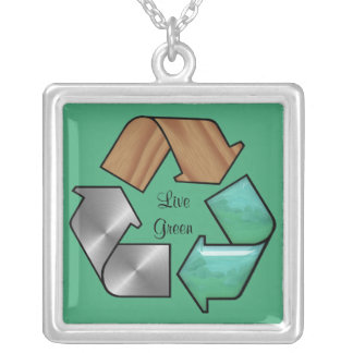 Recycler's Necklace