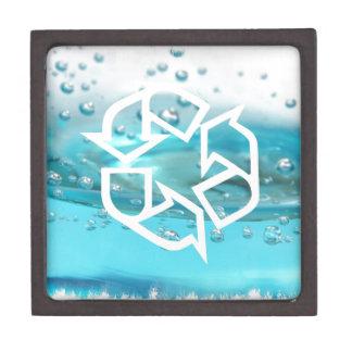 recycling-1 premium jewelry box