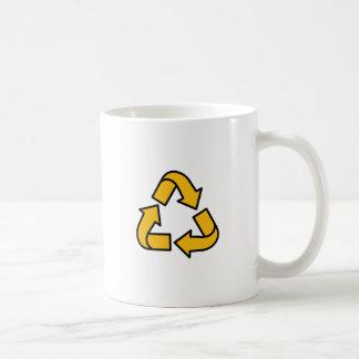 Recycling Arrows Coffee Mug
