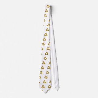 Recycling Arrows Tie