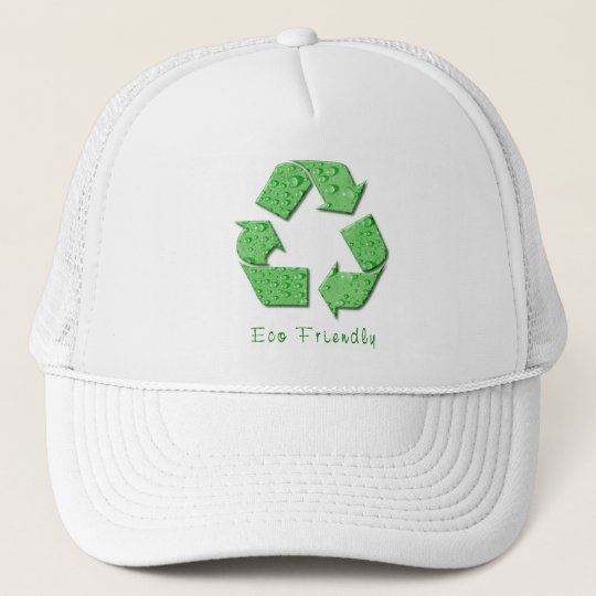 Recycling Baseball Cap