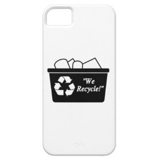 Recycling Bin iPhone 5 Cases