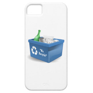 Recycling Bin iPhone 5 Case