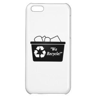 Recycling Bin iPhone 5C Case