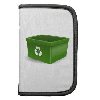 Recycling Bin Organizers