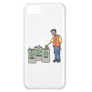 Recycling Bins iPhone 5C Case