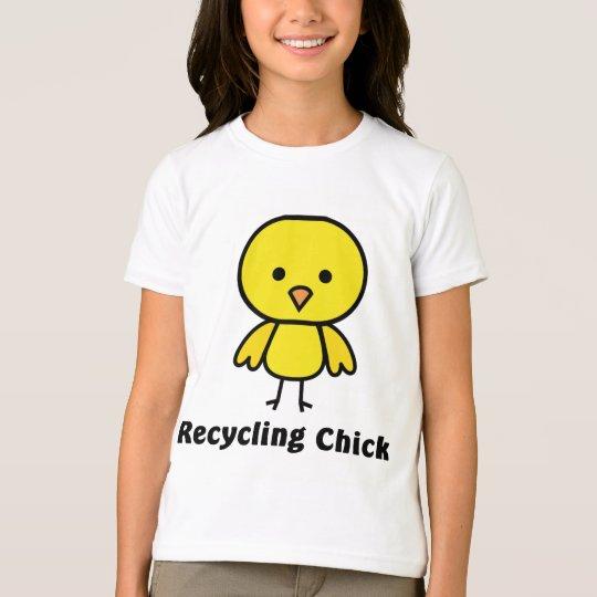Recycling Chick T-Shirt