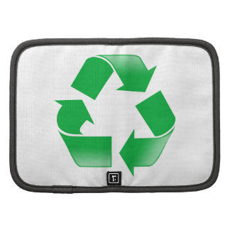 Recycling CLASSIC RECYCLE SYMBOL Organizers