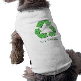 Recycling Dog Shirt