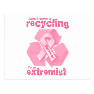 Recycling Extremest Postcard