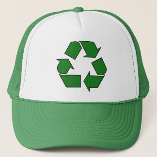 Recycling hat