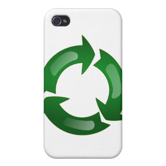 Recycling iPhone 4 Covers