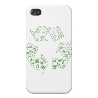 recycling iPhone 4 cases