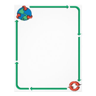 Recycling Letterhead
