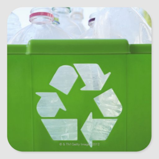 Plastic Recycling Numbers Chart