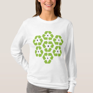 Recycling Logos T-Shirt