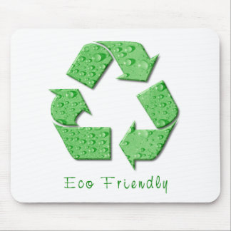 Recycling Mouse Pad