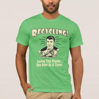 Recycling: Saving the Planet T-Shirt