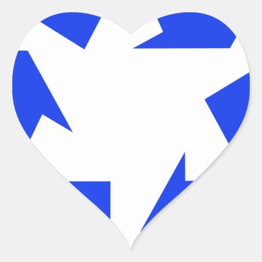 Recycling Heart Sticker