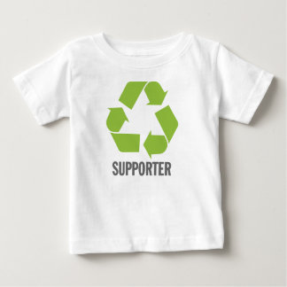 Recycling Supporter Baby T-Shirt