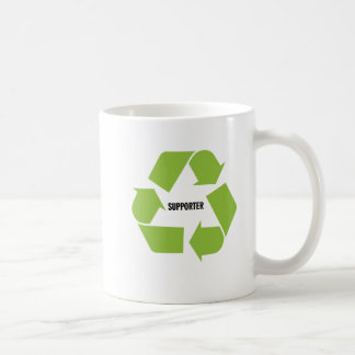 Recycling Supporter Coffee Mug