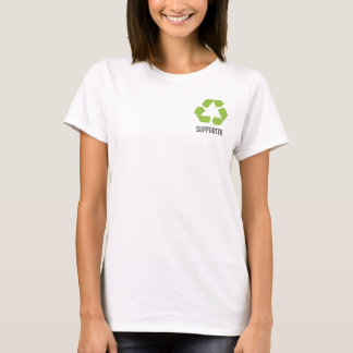 Recycling Supporter T-Shirt