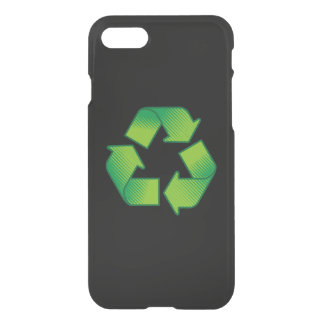 Recycling symbol iPhone 8/7 case