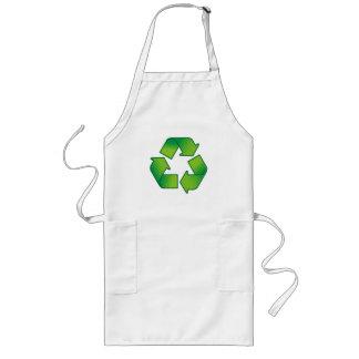 Recycling Symbol Long Apron