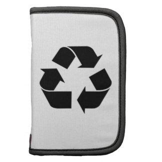 Recycling Symbol Organizers
