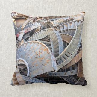 Recycling Throw Pillow