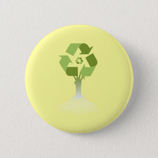 Recycling Tree Button