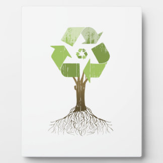 RECYCLING TREE Faded.png Plaque
