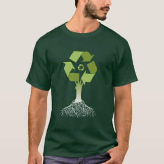 Recycling Tree T-Shirt