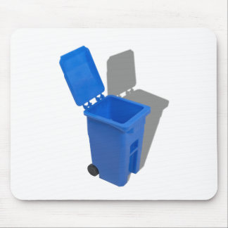 RecyclingBin082010 Mouse Pad