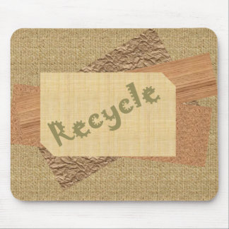 Recyle Mouse Pad