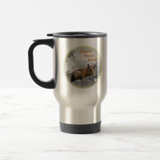 Recyle Travel Mug
