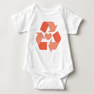 Recyle Your Love Infant T-Shirt