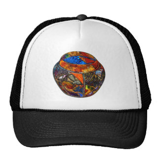 Recyled Pot Water Pitcher Trucker Hat