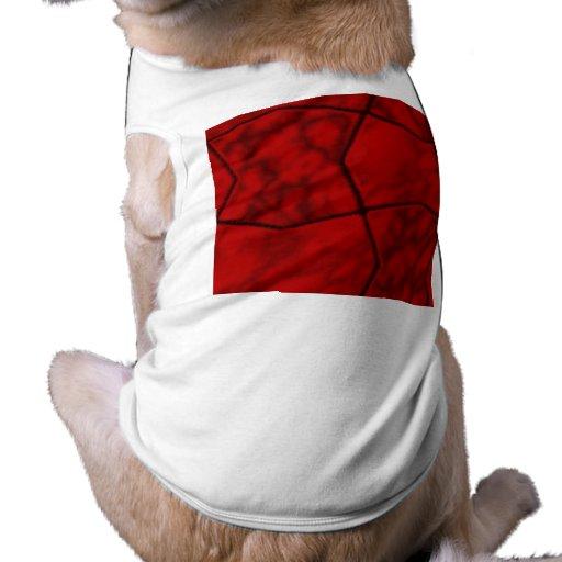 red079 camiseta de perro