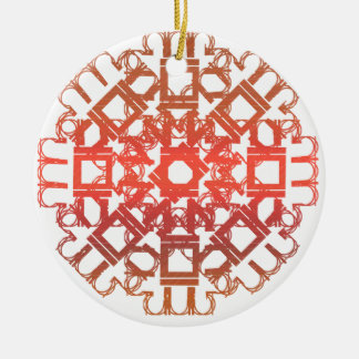 Red 101STAR Ornaments