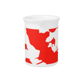 red-1219-cl beverage pitchers