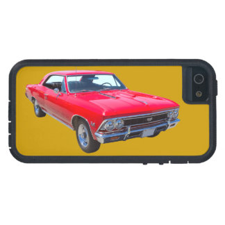 Red 1966 Chevy Chevelle SS 396 Case For iPhone 5/5S