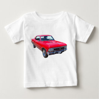 Red 1966 Chevy Chevelle SS 396 Shirt
