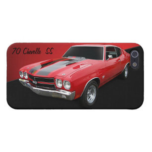 1970 Chevy Chevelle SS iphone 11 case