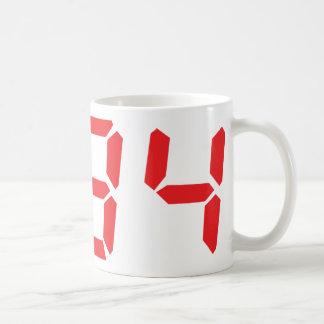 red 1994 icon coffee mug