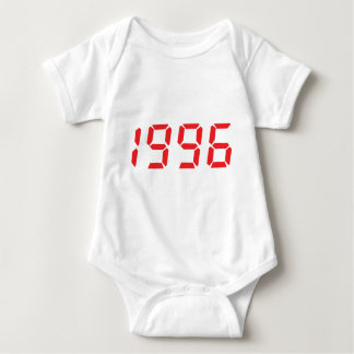 red 1996 icon t shirt