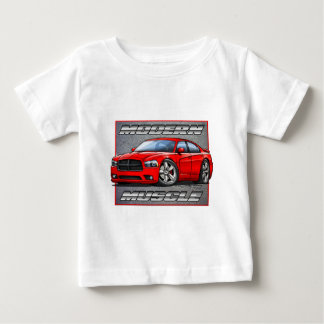 Red 2013 Charger Baby T-Shirt