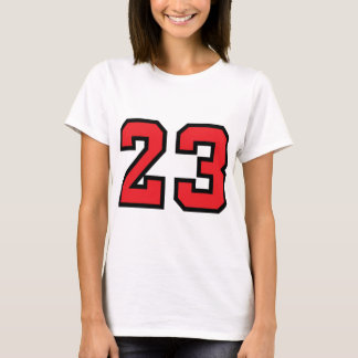 Red 23 T-Shirt