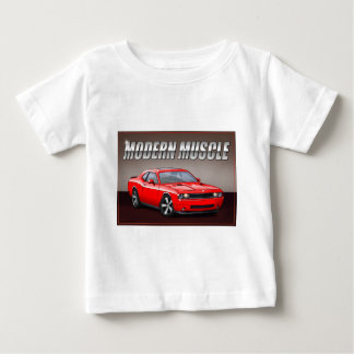 Red_2_Challenger.png Baby T-Shirt